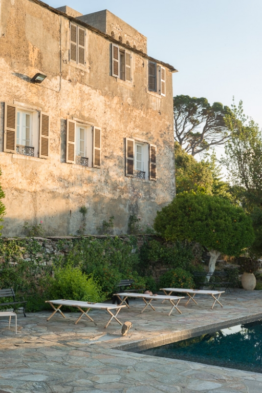 FRANÇOIS CAVELIER Couvent de Pozzo. Corsica. MONOCLE