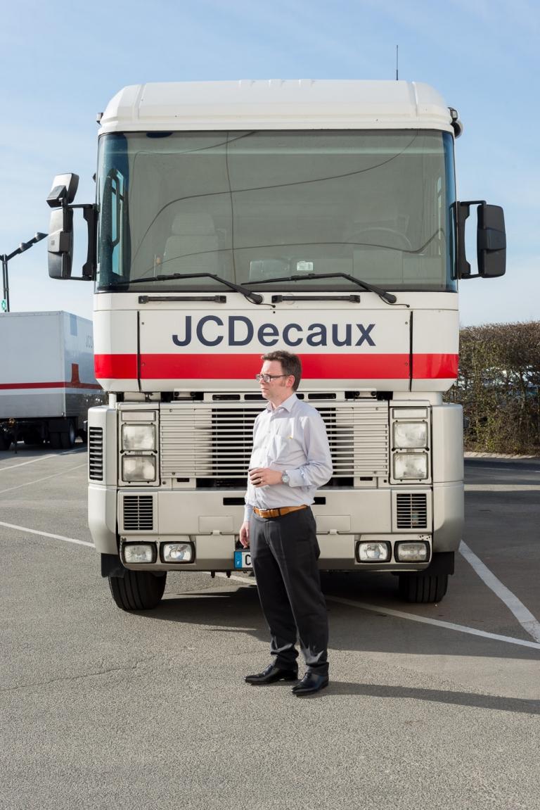 FRANÇOIS CAVELIER JCDecaux. Plaisir. MONOCLE