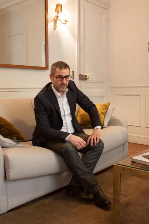FRANÇOIS CAVELIER Maison Bonnet. Paris. MONOCLE