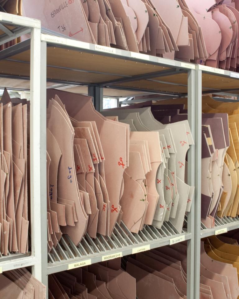 FRANÇOIS CAVELIER Saint James factory. Normandy. MONOCLE