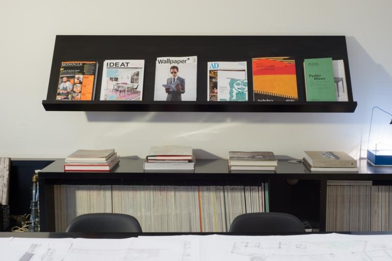 FRANÇOIS CAVELIER Studio KO. Paris. MONOCLE