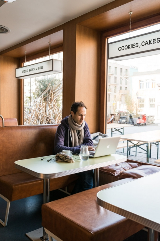 FRANÇOIS CAVELIER Bob's Bake Shop / Marc Grossman. Paris. MONOCLE