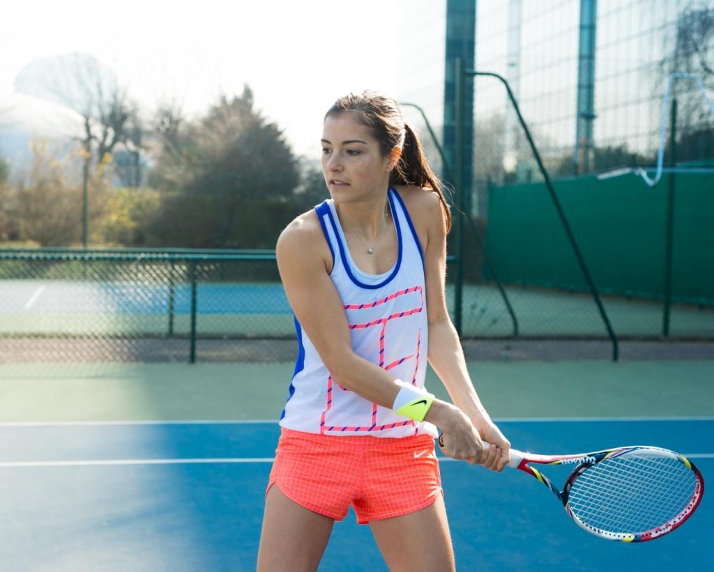 FRANÇOIS CAVELIER NIKE Tennis Court x MONOCLE