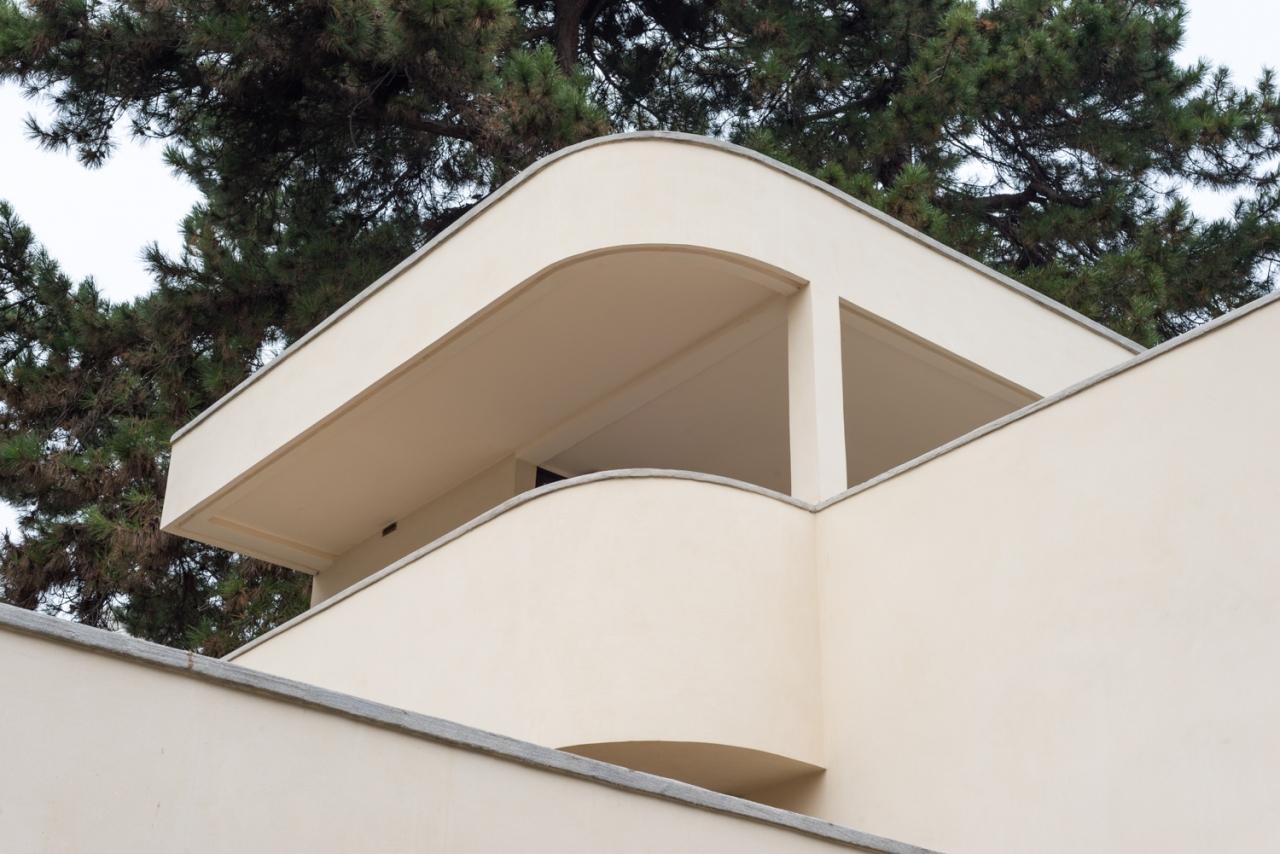FRANÇOIS CAVELIER Fondation Le Corbusier. Paris. MONOCLE