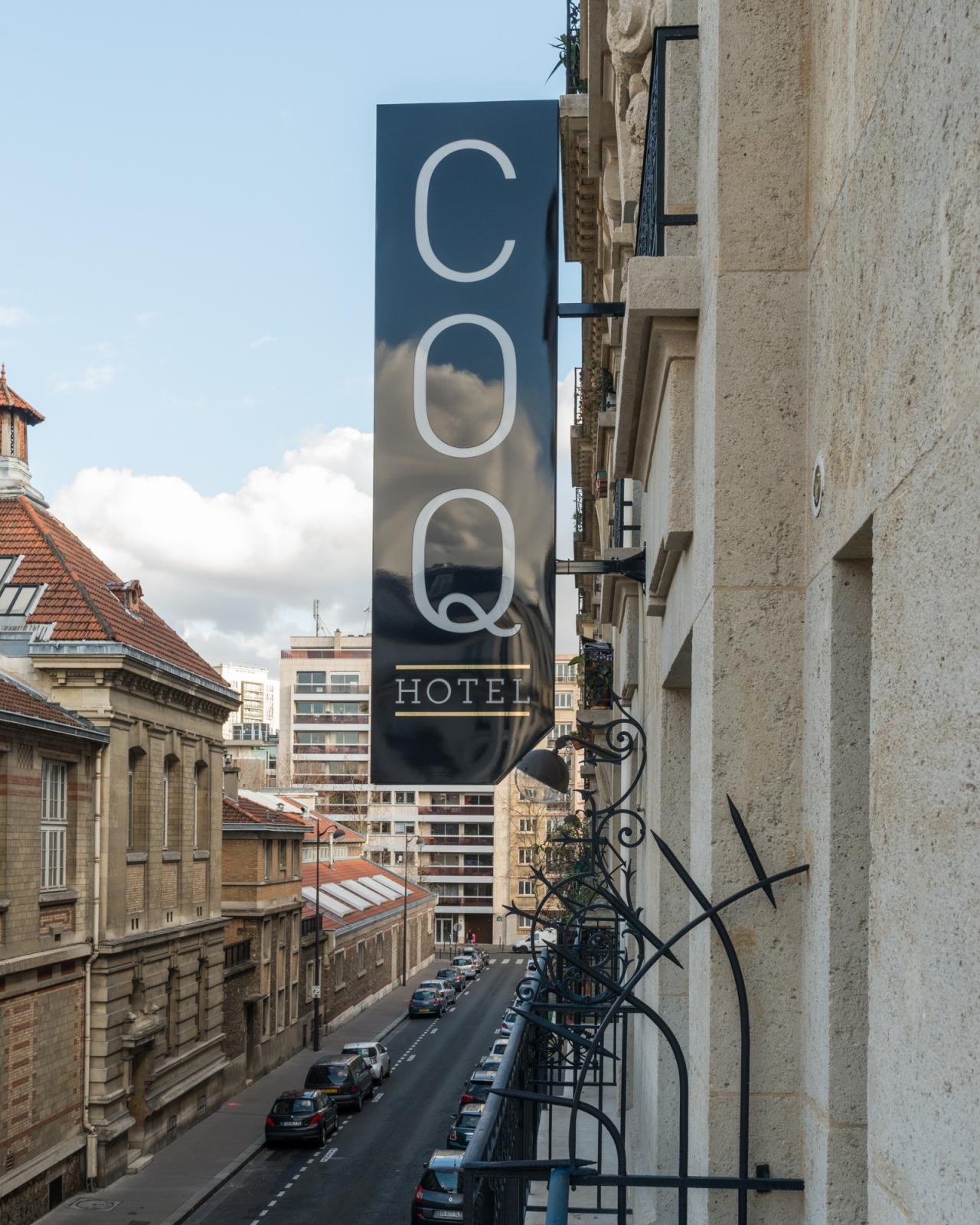 FRANÇOIS CAVELIER C.O.Q Hotel. Paris. MONOCLE