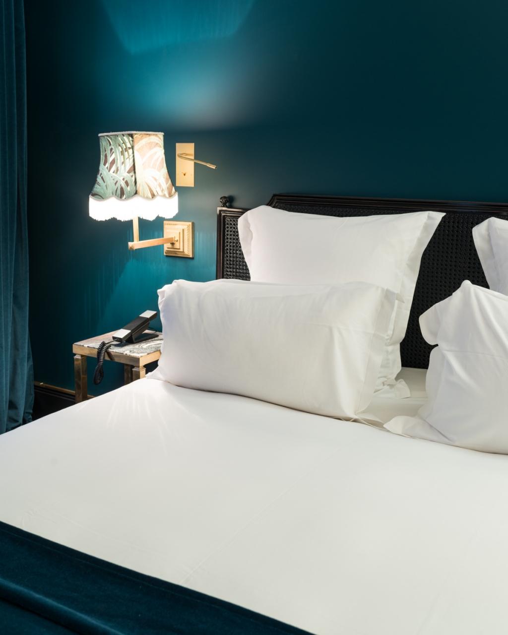 FRANÇOIS CAVELIER Providence Hotel. Paris. MONOCLE