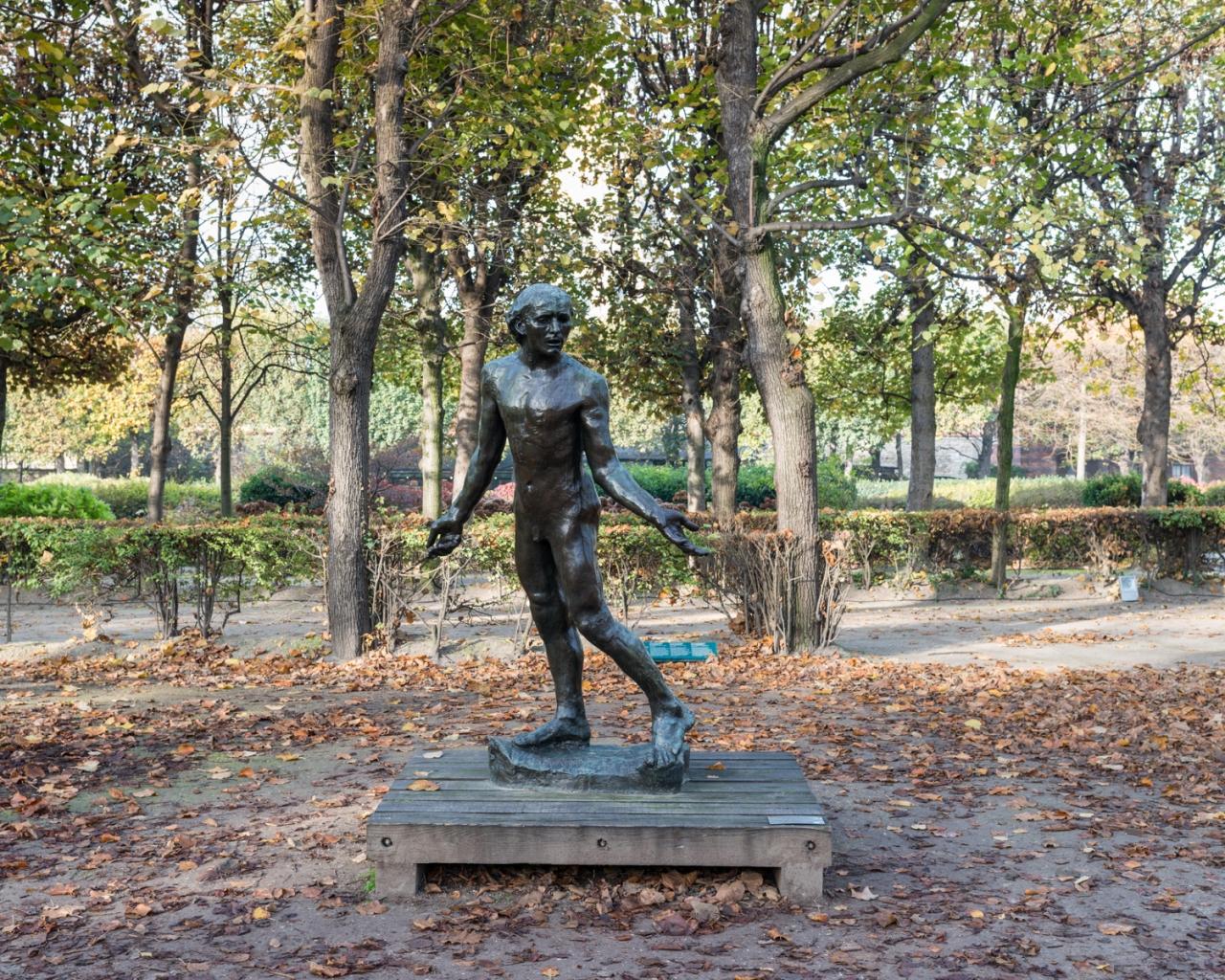 FRANÇOIS CAVELIER Musée Rodin. Paris. MONOCLE