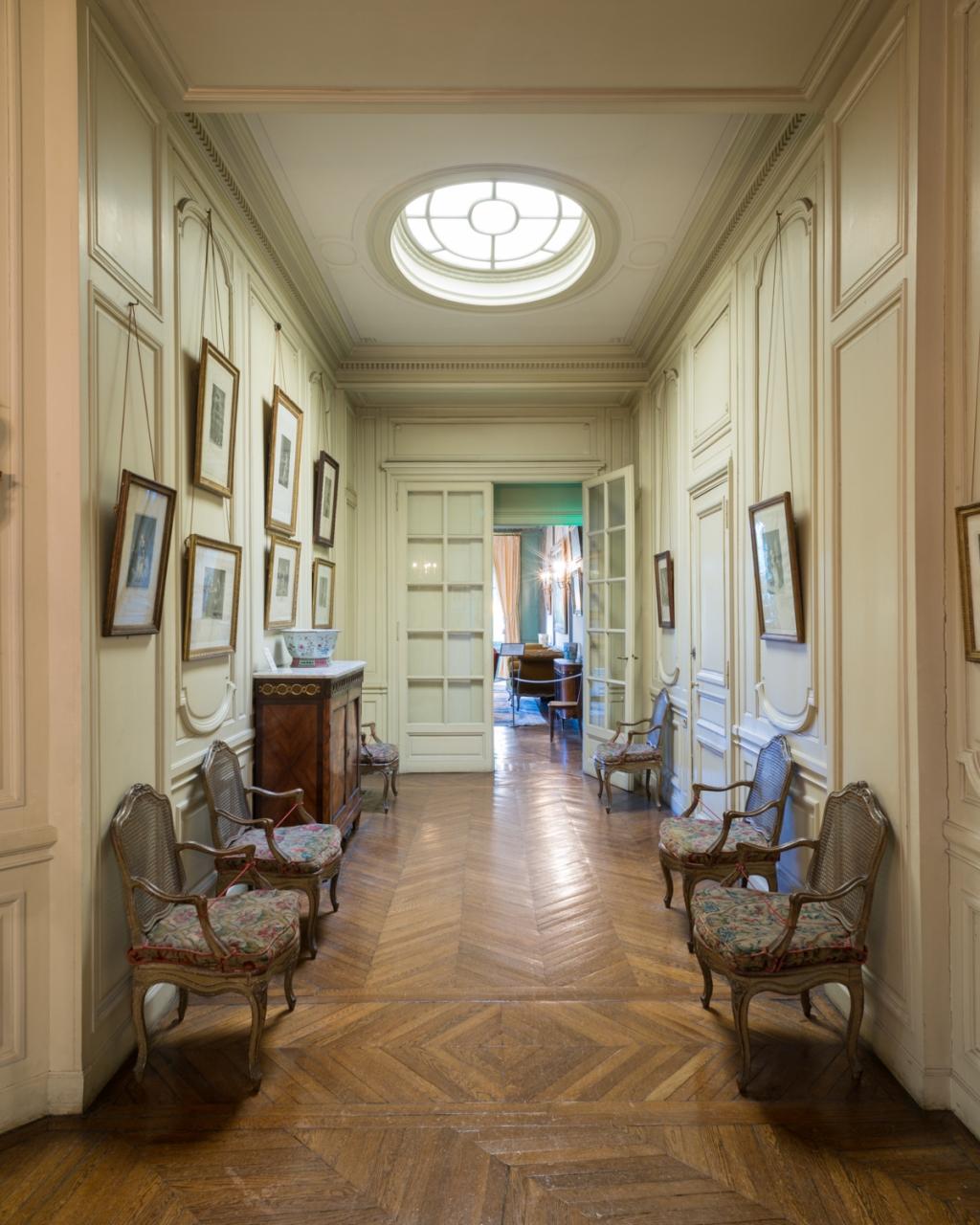 FRANÇOIS CAVELIER Musée de Nissim de Camondo. Paris. MONOCLE