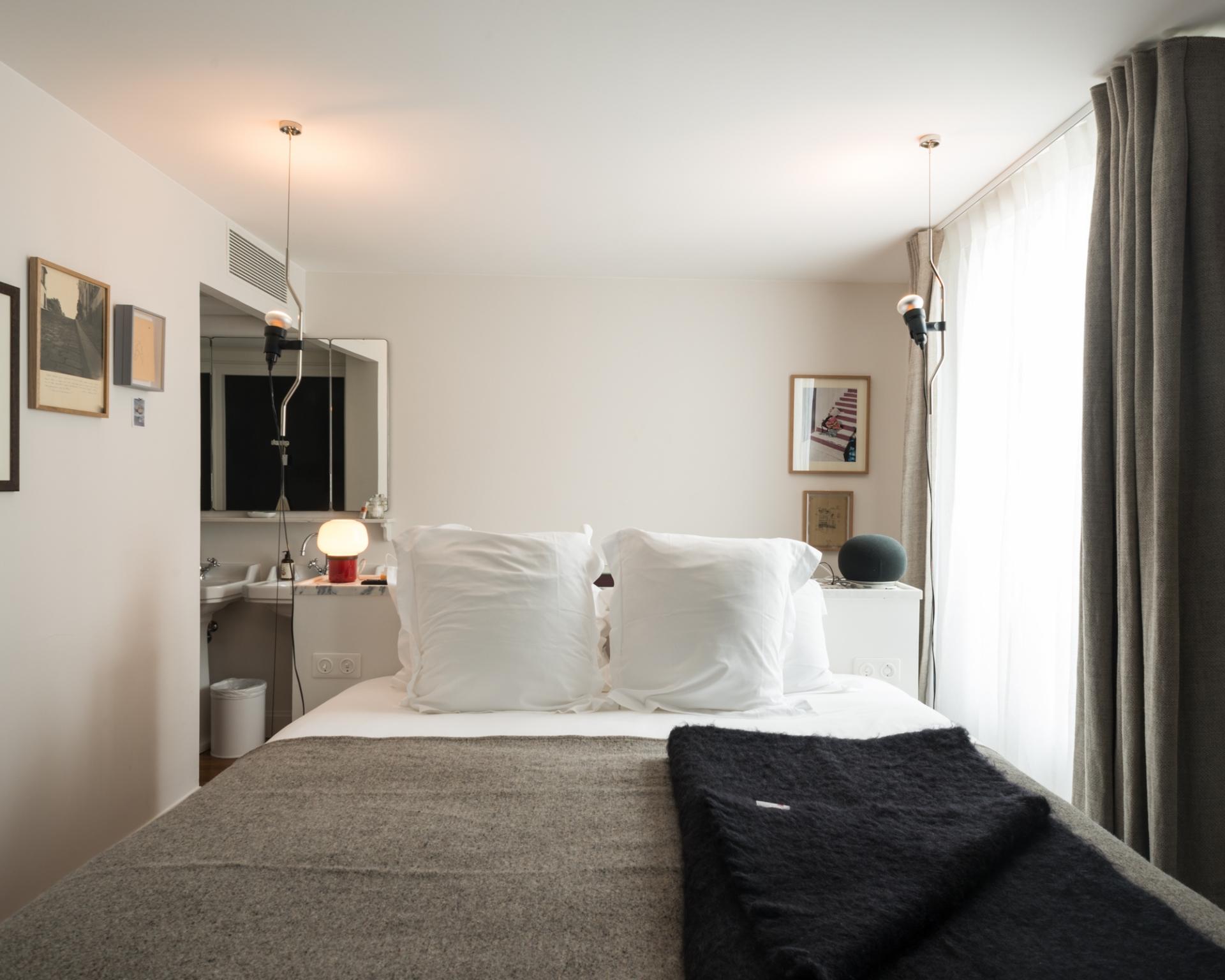 FRANÇOIS CAVELIER Le Pigalle Hotel. Paris. MONOCLE