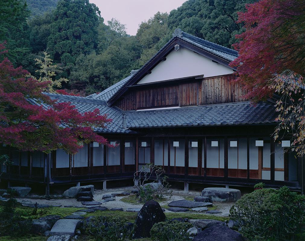 FRANÇOIS CAVELIER After Sunset. Japan