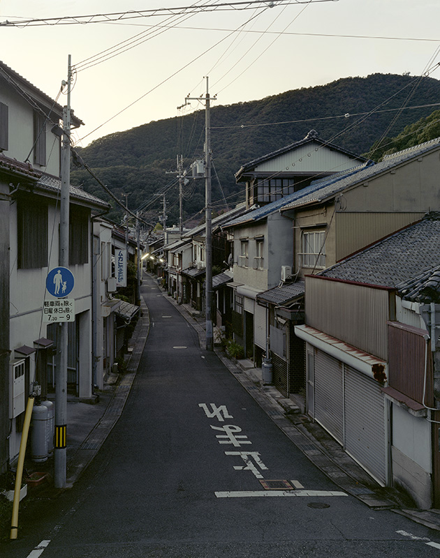FRANÇOIS CAVELIER After Sunset. Japan