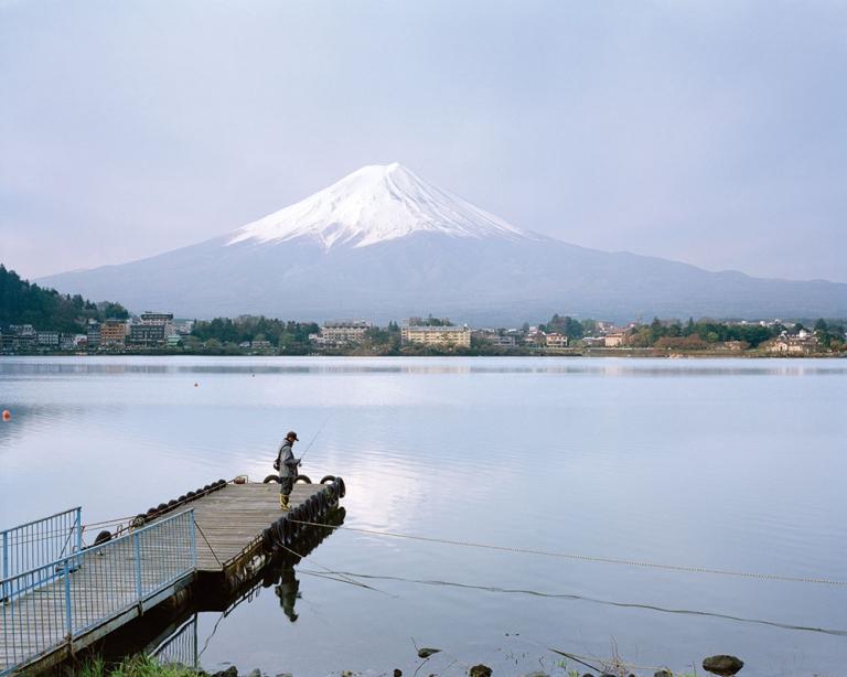 FRANÇOIS CAVELIER Fujisan. Japan