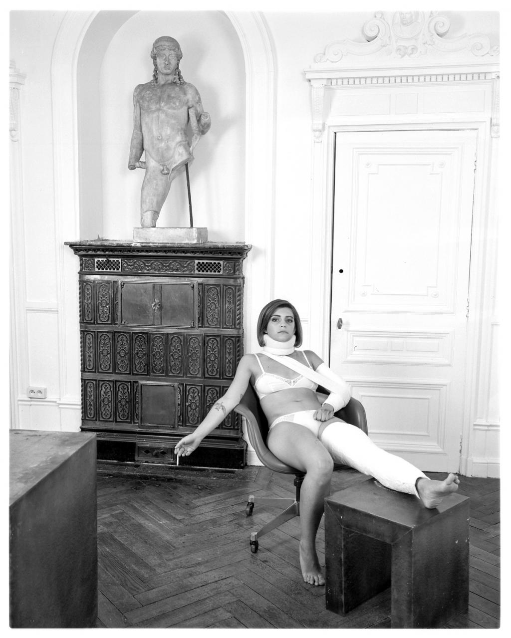 FRANÇOIS CAVELIER 4×5″ Photographic Archives
