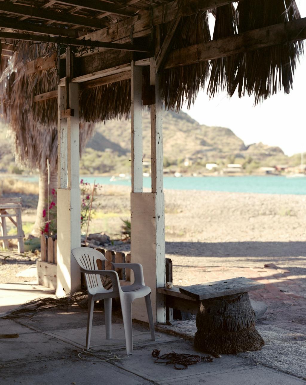 FRANÇOIS CAVELIER Oasis Península. Baja California Sur. Mexico