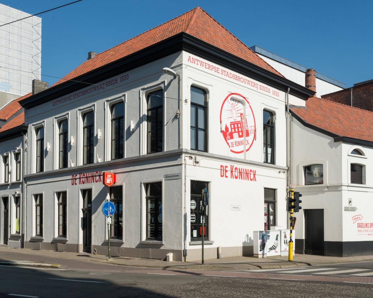 FRANÇOIS CAVELIER De Koninck Brewery. Antwerp. MONOCLE