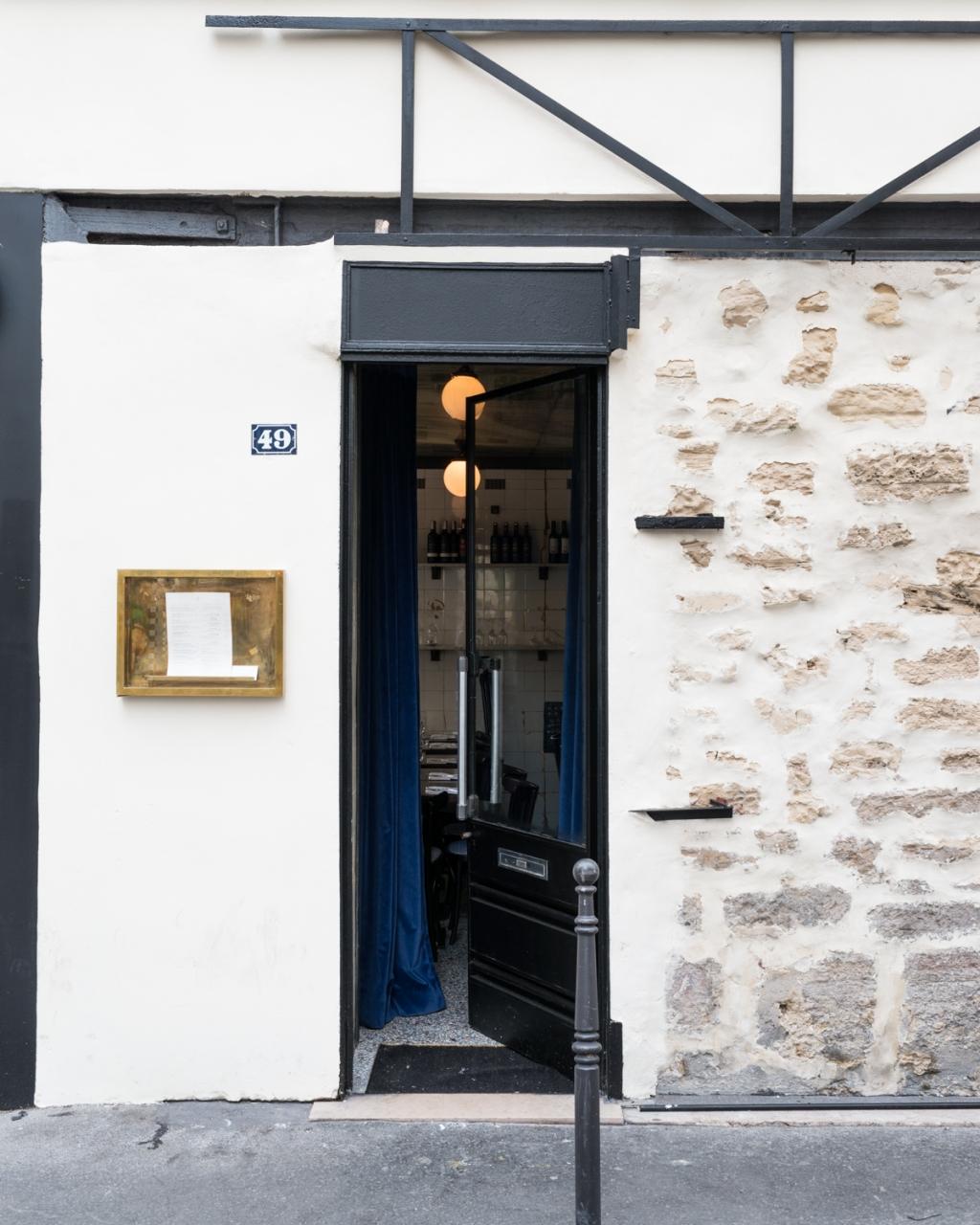 FRANÇOIS CAVELIER Anahi Restaurant. Paris. MONOCLE