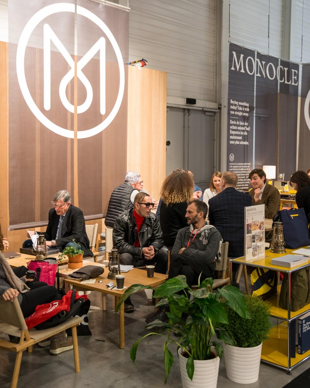 FRANÇOIS CAVELIER Maison & Objet Fair 2017. Paris. MONOCLE