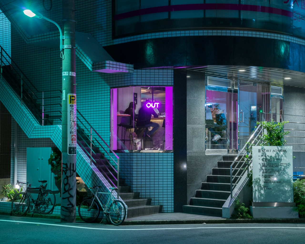 FRANÇOIS CAVELIER OUT Restaurant. Tokyo. MONOCLE