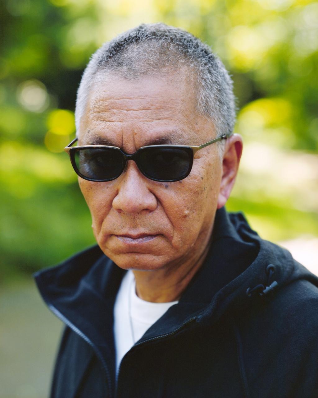 FRANÇOIS CAVELIER Filmmaker TAKASHI MIIKE 三池 崇史. Tokyo. FLAUNT Magazine