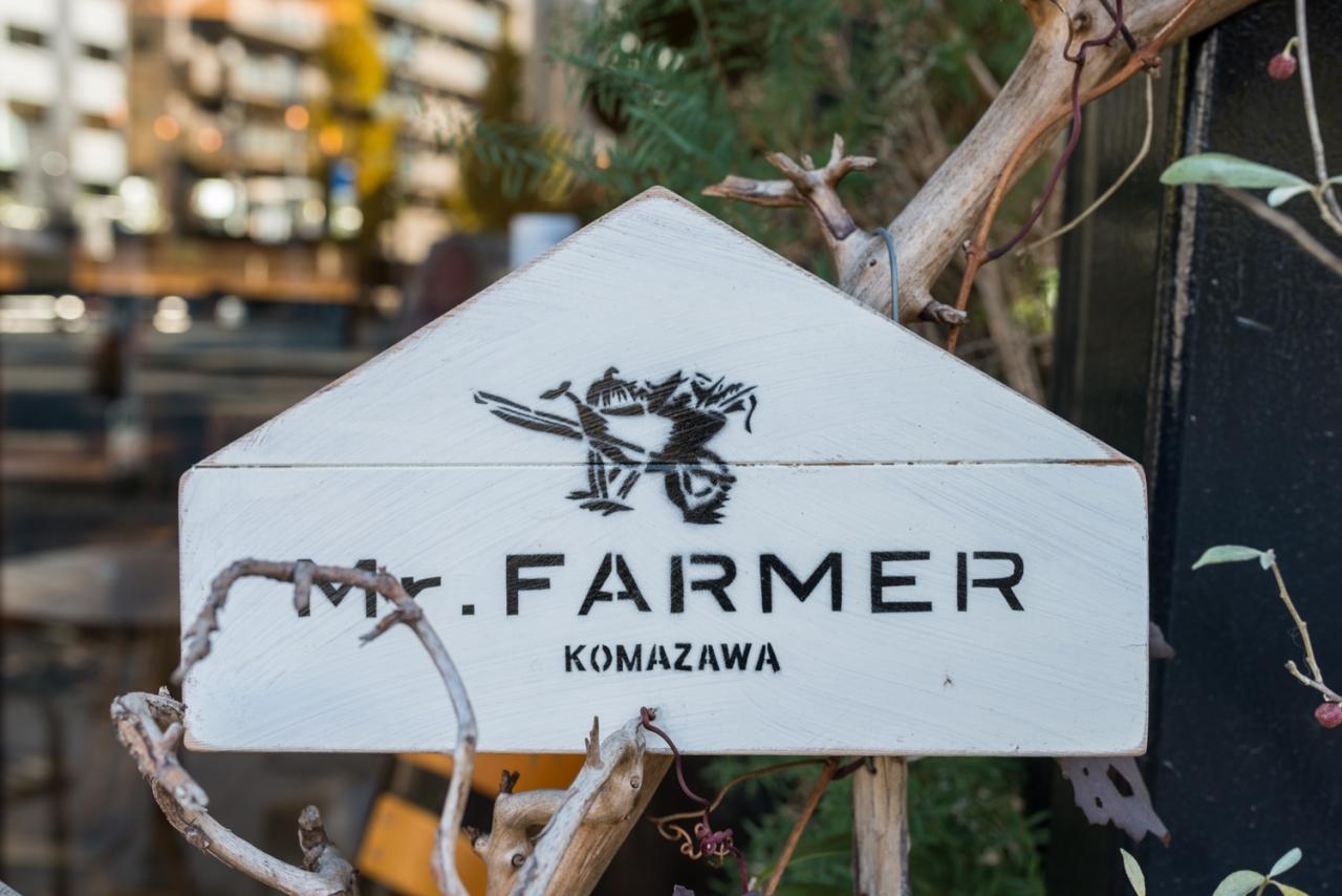 FRANÇOIS CAVELIER Mr FARMER. Komazawa Olympic Park, Tokyo